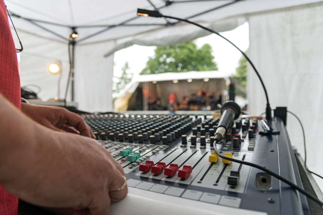 Audio 101: Microphones, Sound Systems, Acoustics and More