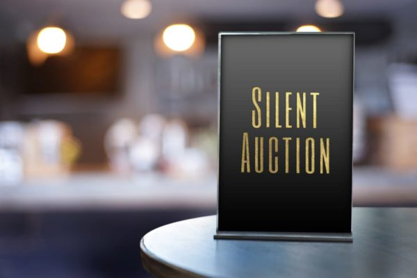 Silent Auction Strategy
